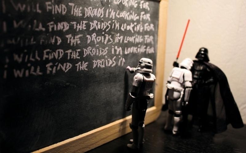 Realização Empreendedora Star Wars School