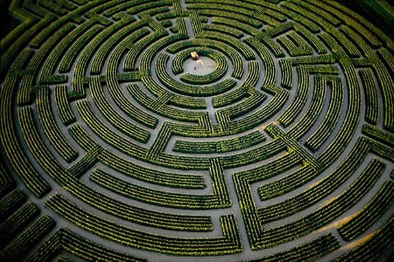 Realização Empreendedora Labirinto