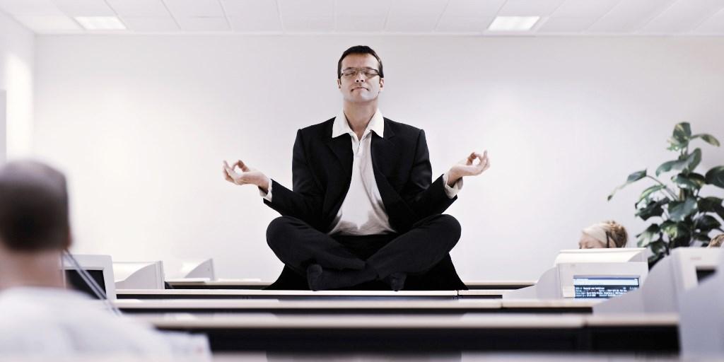 Realização Empreendedora Meditação