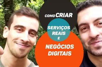 Como Criar Serviços Reais e Negócios Digitais